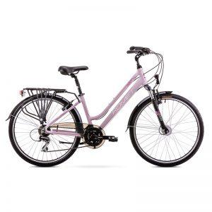 BIC19 ROMET GAZELA 26 2 light pink