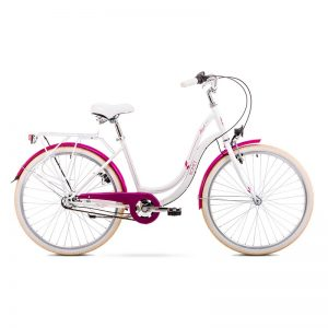 BIC19 ROMET ANGEL 26 1 perl-light pink